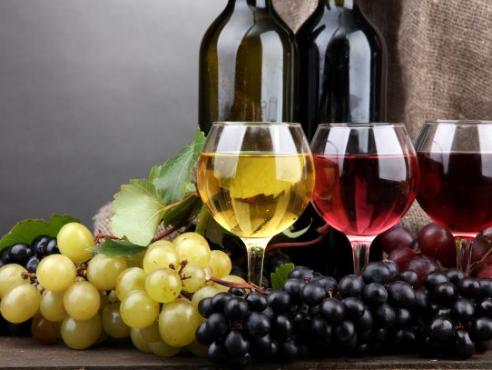 Bringing full-flavour to low alcohol wine