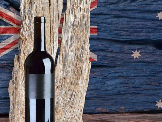 New export channel for Aussie wine