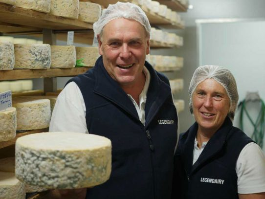 New frontier for passionate cheesemakers