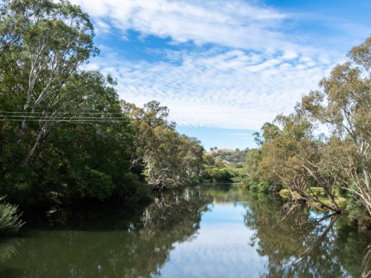Delivering for basin water users