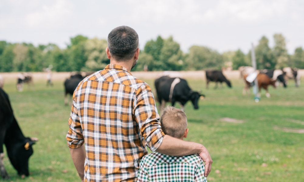 Farmers back hard-hitting safety campaign